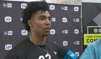 Manitoba Bisons' Shai Ross steals show at CFL's Western Regional Combine - Winnipeg