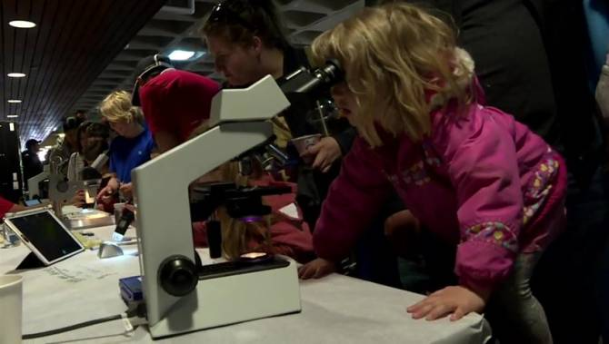 University of Manitoba 'Science Rendezvous' tops 4,000 in attendance - Winnipeg
