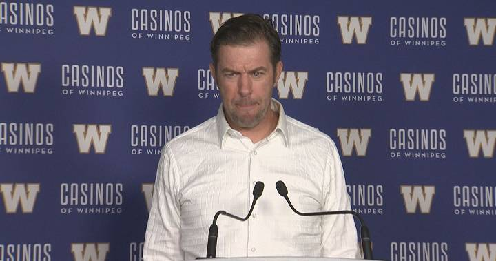 """Blue Bombers """"Top up the Trenches"""" in 2019 CFL Draft - Winnipeg"""