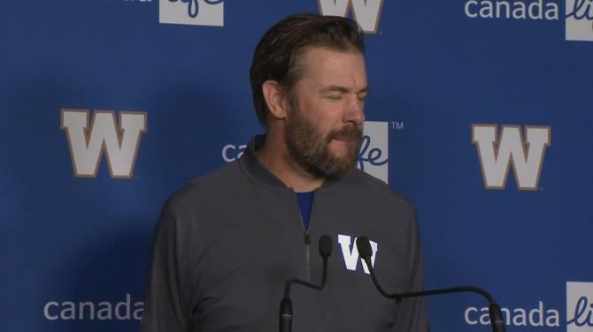 'Friday night was a long night': Blue Bombers GM explains final cuts - Winnipeg