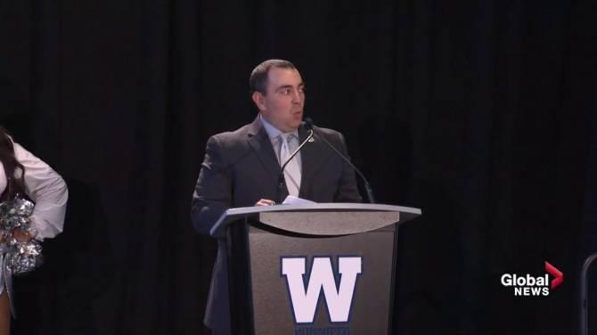 Winnipeg Blue Bombers finalize roster ahead of 2019 season - Winnipeg