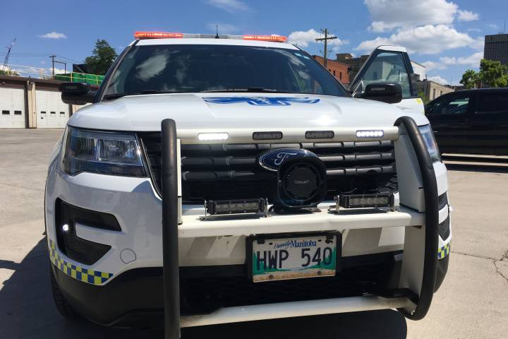 Winnipeg emergency vehicles testing new sirens you can feel coming - Winnipeg
