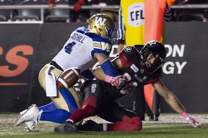 Ed Tait's Five Things You Should Know for Friday's Blue Bomber Game in Ottawa - Winnipeg