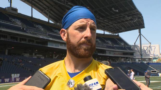Ed Tait's Five Things for the Blue Bombers showdown in Hamilton Friday night - Winnipeg