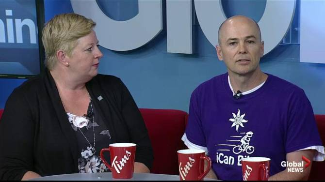 Winnipeg camp to help those with disabilities learn to ride a bike - Winnipeg