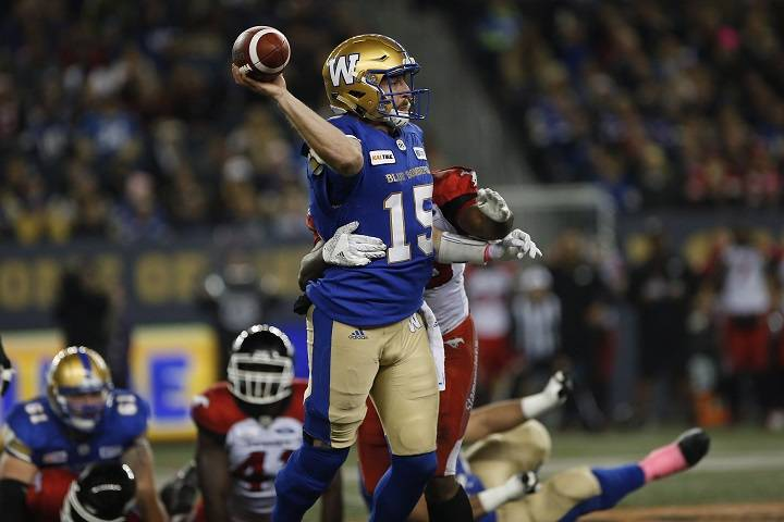 Ed Tait's Five Things for Bombers versus Stampeders on Thursday night - Winnipeg