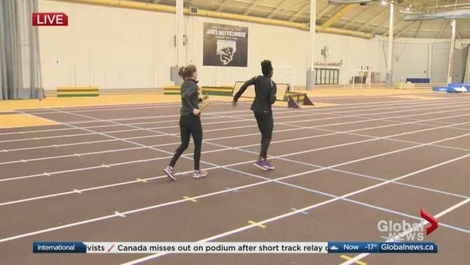 Manitoba pole vaulters jumping at opportunity to grow community with prairie festival - Winnipeg
