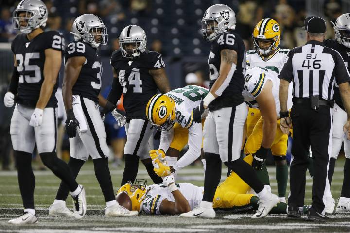 NFL game a 'rip-off'; Manitoba fans disappointed by Raiders and Packers pre-season bout