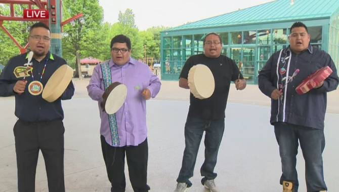 Round dance protest expected to slow traffic at Ontario border - Winnipeg