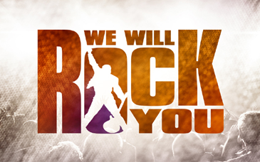 We Will Rock You – The Musical - Winnipeg