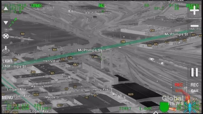 Winnipeg police make arrest after officers chase stolen car through Elmwood - Winnipeg