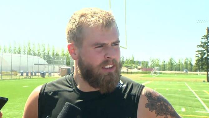 Bombers QB Streveler supporting roommate Wolitarsky's career on and off the field - Winnipeg