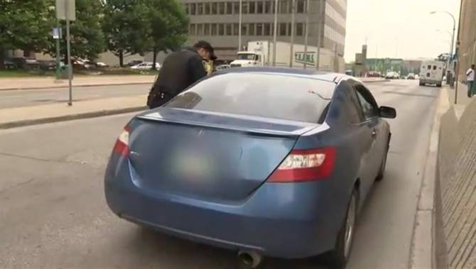 Manitoba driver gets big ticket for speeding in school zone… while on his phone - Winnipeg