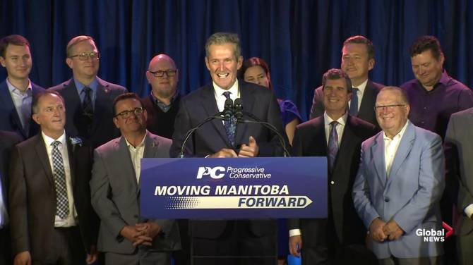 Manitoba premier says he'll kill campaign expense rebates he said he would keep - Winnipeg
