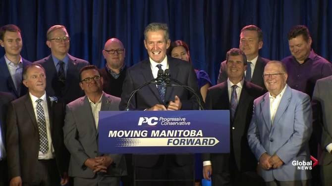 Manitoba premier says he'll kill campaign expense rebates he said he would keep - Winnipeg