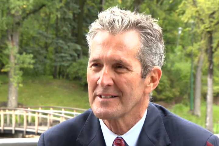 'Tough love': Pallister says he's not afraid to say 'No' to get results in Manitoba health care - Winnipeg