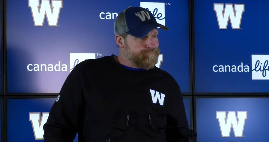 'Chris Streveler is the starter': Blue Bombers' sophomore remains number one QB after Zach Collaros trade - Winnipeg
