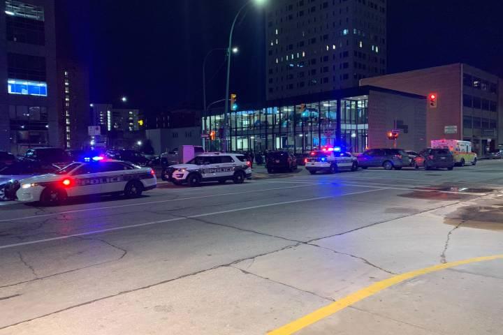 Downtown break-in suspect suffering from mental illness: Winnipeg police - Winnipeg