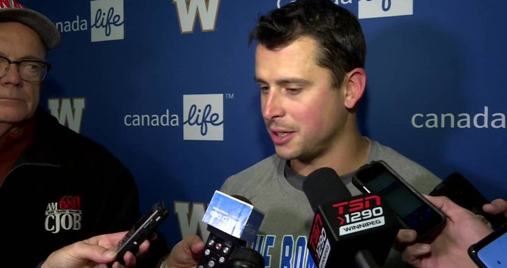 Ed Tait's Five Things for Friday's Bomber season finale versus Calgary - Winnipeg
