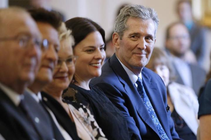 Manitoba premier creates two new ministries as he shuffles cabinet - Winnipeg