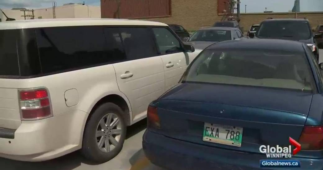 Winnipeg police encourage drivers to use theft prevention cards - Winnipeg
