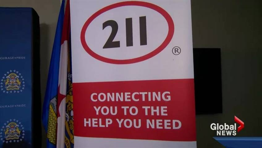 Manitoba 211 use climbs 36 per cent; needs funding to become full-service - Winnipeg
