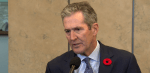 Manitoba premier Brian Pallister on discussing carbon tax with the Prime Minister