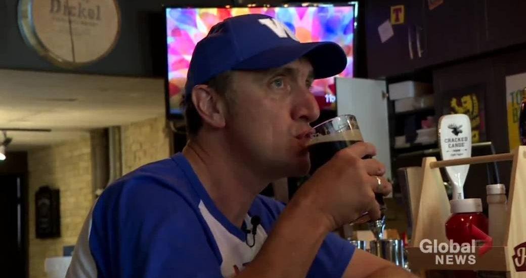 Saskatchewan-based Bomber fan ready to make the drive to Calgary for the big game - Winnipeg