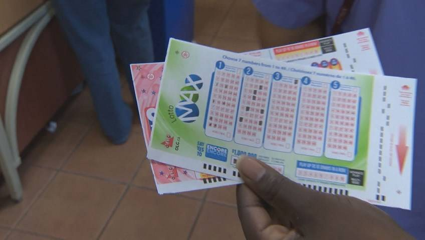 Friday's Lotto Max jackpot jumps to record-high $70M