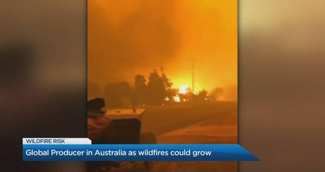 Manitoba fire experts return home after 6 weeks battling Australia wildfires - Winnipeg