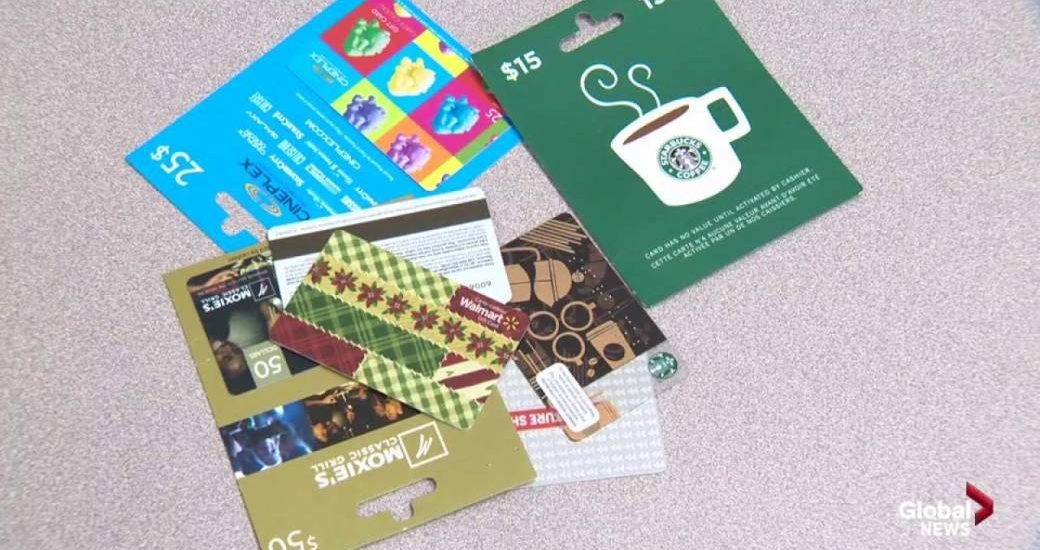 Winnipeg man hopes for money back after losing hundreds from gift card scam - Winnipeg