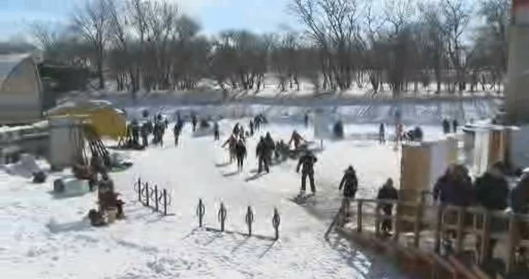 Winnipeg seeing more trail users than any other North American city: research - Winnipeg