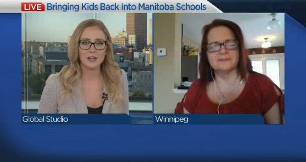 Seven Oaks superintendent looking forward to possible Manitoba school reopenings - Winnipeg