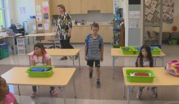 Back to school in June: Manitoba students, staff head back to class for small group sessions - Winnipeg