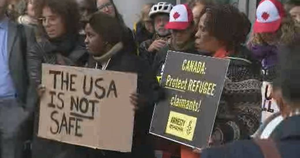 Federal Court rules Canada-U.S. Safe Third Country Agreement unconstitutional