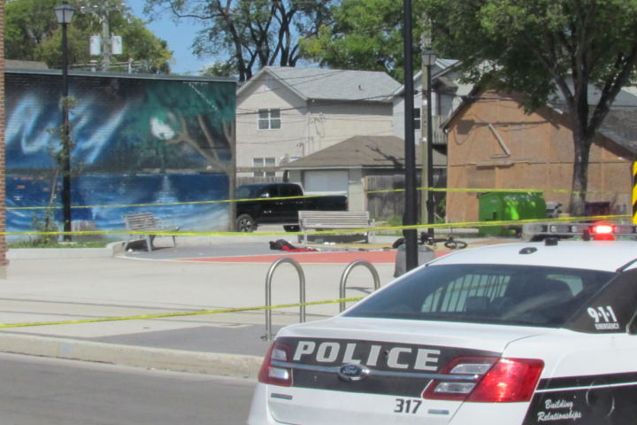 Shooting on Selkirk Avenue Winnipeg's 26th homicide of 2020 - Winnipeg