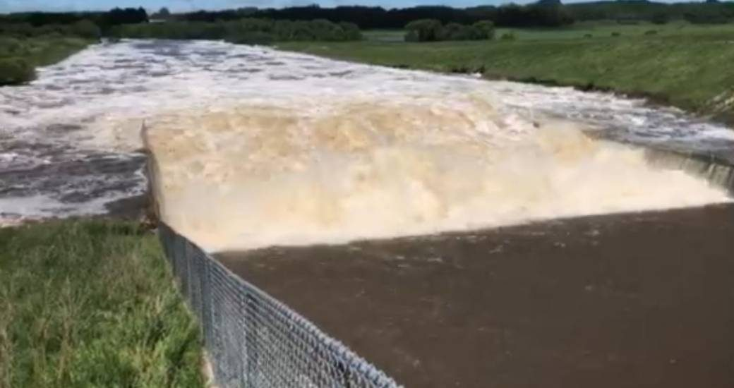 Inspection of Manitoba's Rivers Dam possible in coming weeks, province says - Winnipeg