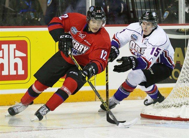 Winnipeg Jets sign restricted free agent Jansen Harkins - Winnipeg